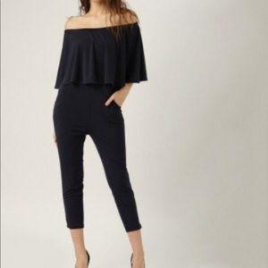 Other - Shop the look! NWOT classy black jumpsuit
